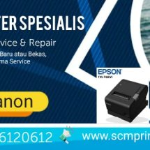 Logo SCMprints Printer Spesialis