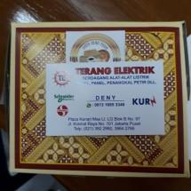 Logo TERANG ELEKTRIK 1