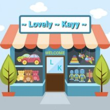 Logo lovely kayy