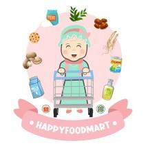 Logo happyfoodmart