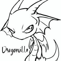 Logo dragonville