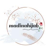 Logo madinahijab09