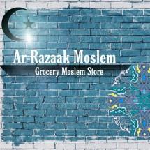 Logo Ar-Razaak Moslem