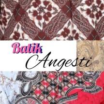 Logo Batik Angesti
