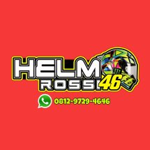 Logo Helm Half Face VR46