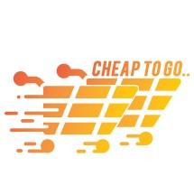 Logo Cheap to go