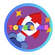 Logo toys&me