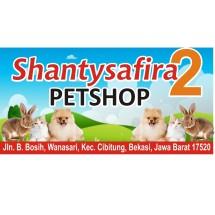 Logo Shantysafira2 Petshop