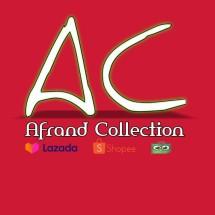 Logo Afrandcollection