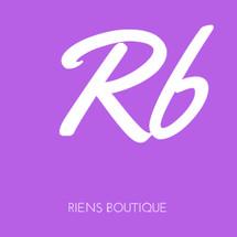 Logo Riens Butik