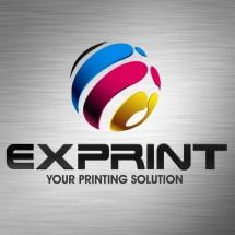 Logo Exprint online