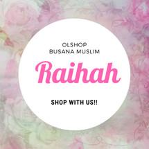 Logo Raihah Online Shop