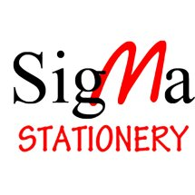 Logo Sigma Stationery