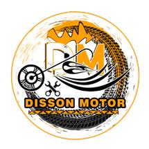 Logo Toko Disson Motor