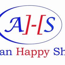 Logo agan happy shop