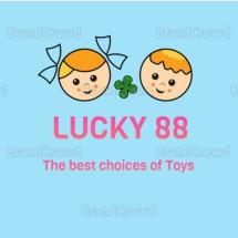 Logo Lucky 88 Toys