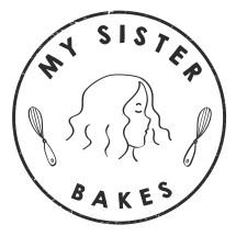Logo my sister bakes