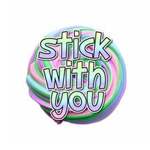 Logo stickwithyou