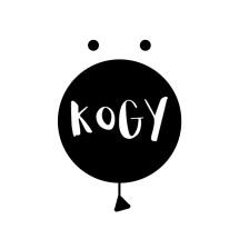 Logo kogy shop