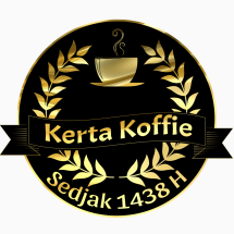 Logo Kerta Koffie Roastery