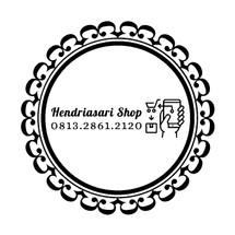 Logo Hendriasari Shop