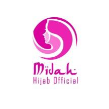 Logo hijab midah official