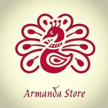 Logo Armanda Stores