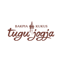 Logo Bakpia Kukus Tugu Jogja Official Shop