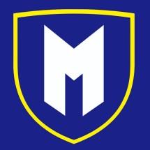 Logo Mega Sports and Music