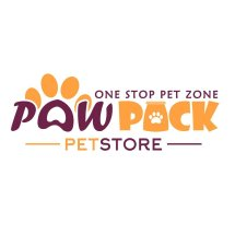 Logo Paw Pack Petstore