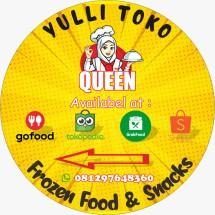 Logo YULLITOKO(QueenSnacks)