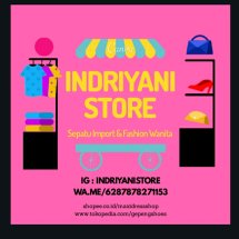 Logo Indriyani Shoes Fashion Store