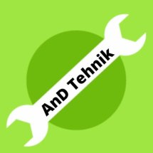 Logo AnD tehnik
