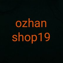 Logo ozhan shop
