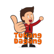 Logo Tukang Dagang.