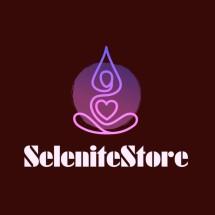 Logo selenite store