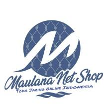 Logo maulana net shop