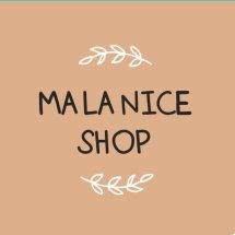 Logo Malanice Shop