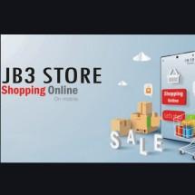 Logo JB3 Store