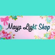 Logo Maya's Light Shop