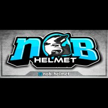 Logo NOB helmet
