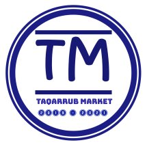 Logo Taqqarub_Market