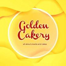 Logo Golden Cakery