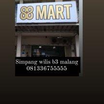 Logo 88 mart malang