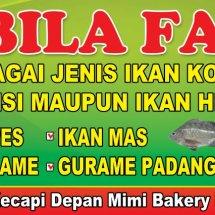 Logo sabila fish farm