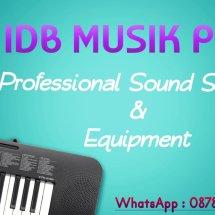 Logo IDB MUSIK PLUS