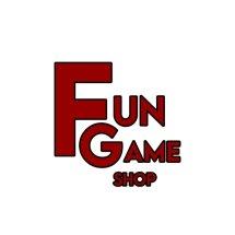 Logo Fun Game Shop