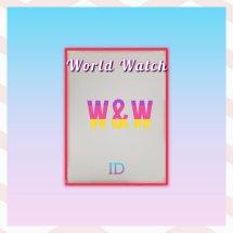 Logo World.Watch ID