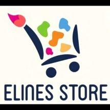 Logo Elines Store