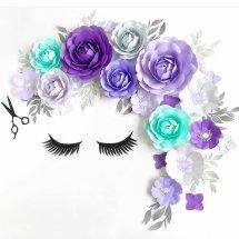 Logo Paper Flower NR